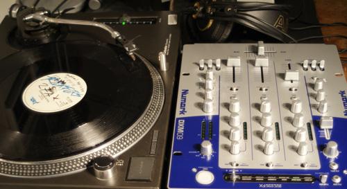 Överföring från vinyl till CD med hög ljudkvallite