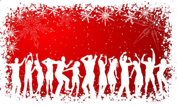 Julfest dans